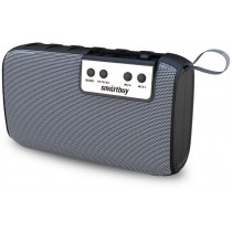 SBS-5050 Портативная Bluetooth-колонка Smartbuy YOGA, 5 Вт, USB, TF, MP3, FM, чёрная (100)