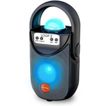 SBS-5060 Портативная Bluetooth-колонка Smartbuy LOOP 2, 5 Вт, USB, TF, MP3, FM, чёрная (50)