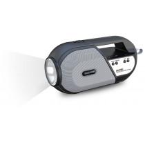 SBS-5070 Портативная Bluetooth-колонка Smartbuy BLINK, 5 Вт, USB, TF, MP3, FM, чёрная (50)