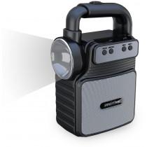 SBS-5080 Портативная Bluetooth-колонка Smartbuy ONE, 5 Вт, USB, TF, MP3, FM, фонарь, чёрная (50)