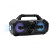 SBS-5110 Портативная Bluetooth-колонка SmartBuy BUGGY 2.0, 10Вт, USB, MP3, фонарь, чёрная