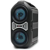 SBS-5130 Портативная Bluetooth-колонка SmartBuy WASP 2 2.0, 10Вт, USB, MP3, пульт, чёрная