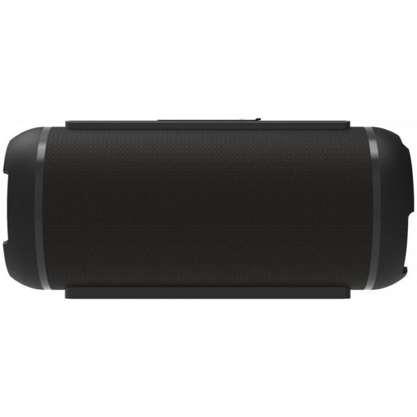 SP-320B Портативная Bluetooth-колонка Ritmix, microSD, USB, MP3, FM, AUX, чёрная