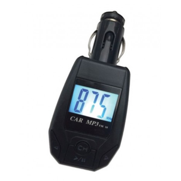 AVS F-462 MP3 плеер + FM трансмиттер с дисплеем и пультом