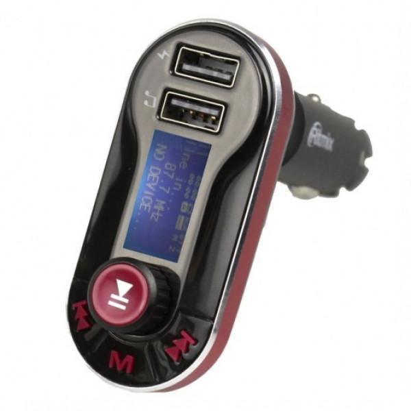 MP3 FM Modulator Ritmix FMT-A780