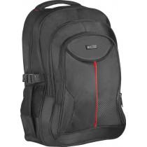 Рюкзак для ноутбука CARBON 15.6', чёрный, органайзер Defender