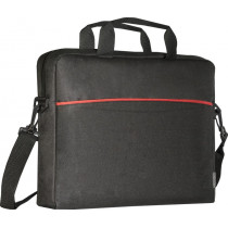Сумка для ноутбука  LITE 15.6', чёрный, карман Defender