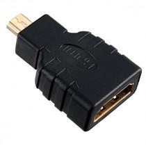 Переходник (A7003) Perfeo - HDMI D (micro HDMI) вилка - HDMI A розетка