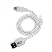 Кабель (MN-313) AVS mini-USB 4(1м)