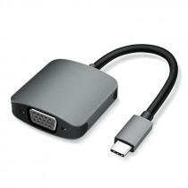 Конвертер Perfeo USB Type-C - VGA, (PF-Type-C-15)