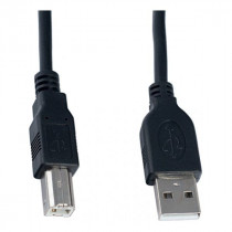Кабель (U118) VS USB 2.0 A вилка - B вилка, длина 1,8 м