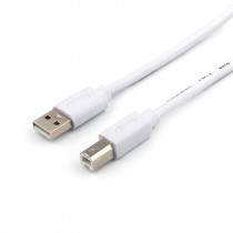 Кабель ATcom AT3795 USB 2.0 A вилка - B вилка, длина 1,8 м