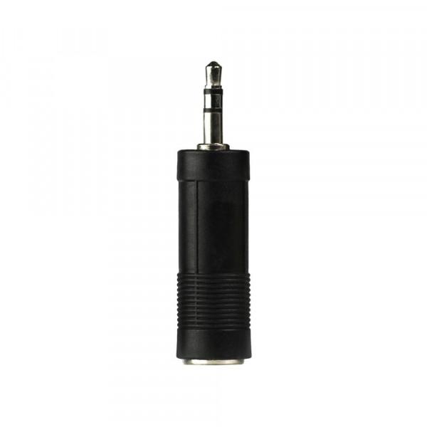 Переходник Smartbuy (A203) Jack 6.5 мм (гнездо) - Jack 3.5 мм (штекер)