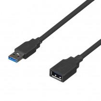 Кабель (U4603) Perfeo - USB 3.0 A вилка - А розетка, длина 1,8м.