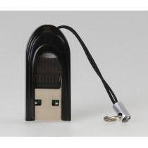 Картридер SBR-710-K MicroSD Smartbuy чёрный