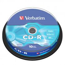 Диск CD-R CB-10 80 52x DL VERBATIM