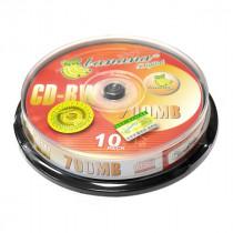 Диск CD-RW CB-10 Banana 700MB (GSC-B-239)