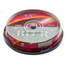 Диск BD-R CB-10 25GB 6x  VS
