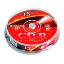 Диск CD-R CB-10 80 52x  VS