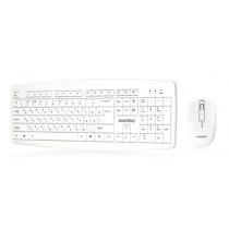 Комплект SBC-212332AG-W Smartbuy ONE клавиатура+мышь белый