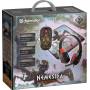 Игровой набор Defender Nemesida MHP-128, мышь+гарнитура+коврик
