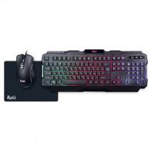 Игровой набор Smartbuy RUSH Shotgun, мышь+клавиатура+коврик