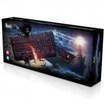 Игровой набор Smartbuy Rush Thunderstorm, мышь+клавиатура+коврик
