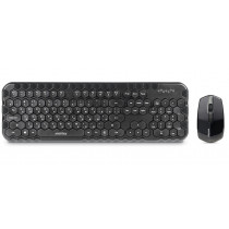 Комплект беспроводной SBC-642383AG-K SmartBuy Honeycomb клавиатура+мышь, чёрный