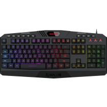 Клавиатура проводная игровая Redragon Harpe Pro RU, RGB, 26 клавиш AntiGhost