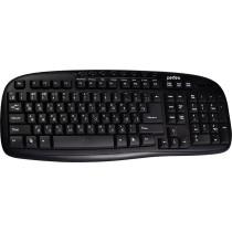 """Клавиатура беспроводная Perfeo PF-5000 """"Ellipse"""", мультимедиа, USB, чёрный"""