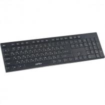 """Клавиатура беспроводная Perfeo """"Cheap"""", USB, чёрный"""