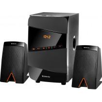 Акустическая 2.1 система X361 36 Вт, Bluetooth/FM/MP3/SD/USB/LED/RC, Defender
