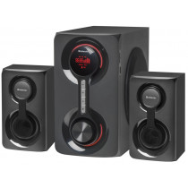 Акустическая 2.1 система Defender Tornado 60Вт, Bluetooth/FM/MP3/TF/USB