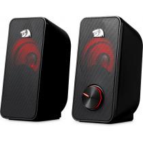 Акустическая 2.0 система Stentor чёрный, 6 Вт, питание от USB Redragon