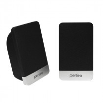 PF-2079 Perfeo Колонки MONITOR 2.0, мощность 2х3 Вт (RMS), черн, USB
