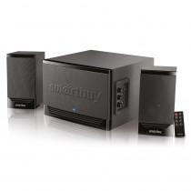 SBS-510 Акустическая система 2.1 SmartBuy GOLIATH, 50Вт, Bluetooth, MP3, FM, ПДУ, чёрный