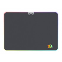 Коврик игровой для мыши Aurora RGB подсветка, 350x250x3.6мм, металл, Redragon