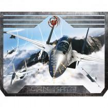 Коврик PGK-07 plane Dialog Gan-Kata - игровая поверхность для мыши с цветным рисунком