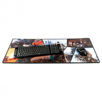 Коврик PGK-50 MFT - игровая поверхность для клавиатуры и мыши с цветным рисунком