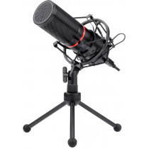 Микрофон Redragon Blazar GM300 USB, игровой стрим, кабель 1.8 м