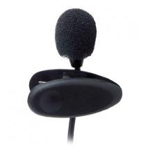 Микрофон RCM-101 Ritmix петличный, конденсаторный, всенаправленный, держатель-клипса