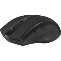Мышь беспроводная Accura MM-665 чёрный, оптическая, 6 кнопки, 800-1600 dpi Defender