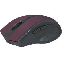 Мышь беспроводная Accura MM-665 красный, оптическая, 6 кнопки, 800-1600 dpi Defender