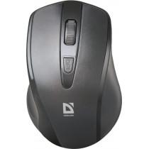 Мышь беспроводная Datum MM-265 чёрный, оптическая, 3 кнопки, 1600 dpi Defender