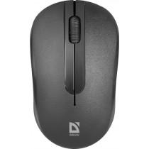 Мышь беспроводная Datum MM-285 чёрный, оптическая, 3 кнопки, 1600 dpi Defender