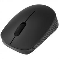 Мышь беспроводная RMW-502 Ritmix, оптич., 3 кн, 1200 dpi, USB, чёрная
