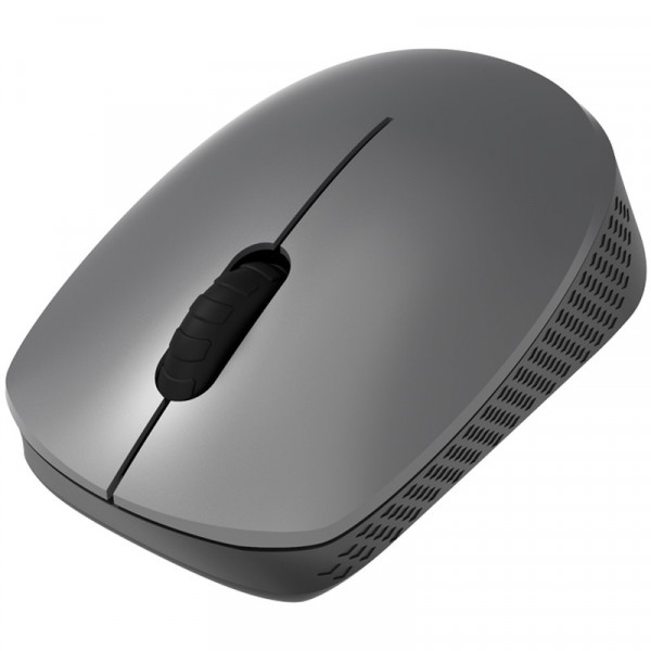 Мышь беспроводная RMW-502 Ritmix, оптич., 3 кн, 1200 dpi, USB, чёрн/серая