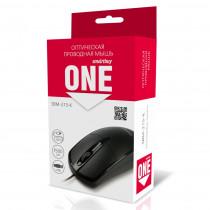 Мышь проводная Smartbuy ONE SBM-215-K USB чёрная