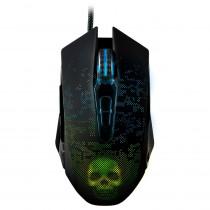 Мышь проводная игровая Smartbuy SBM-734G-K RUSH Nox, 4800 dpi, чёрная