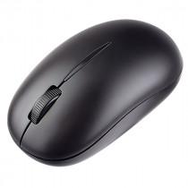 Мышь беспроводная Perfeo GLOBE, оптич., 3 кн, USB, 1000 dpi, чёрная